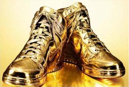 chaussure nike dore b4590cb13417