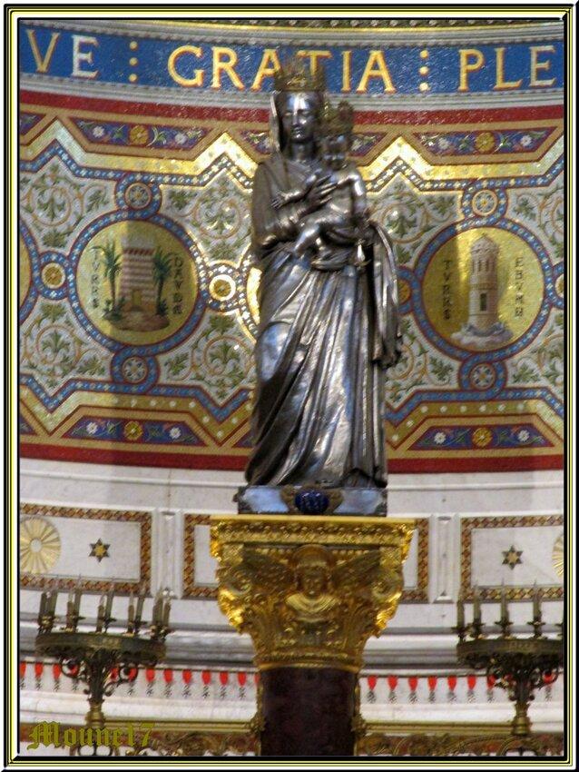 La Bonne Mère à Marseille