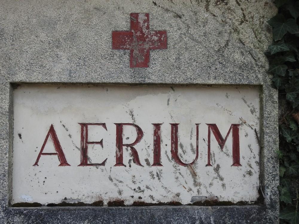 L'Aérium d'Arès, aujourd'hui...