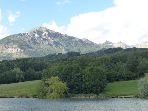 Lac de l'Aulagnier (Saint Bonnet en Champsaur)