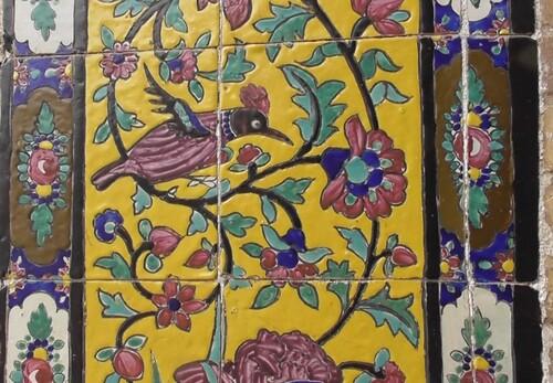 Kashan : la mosquée Aghâ Boeorg
