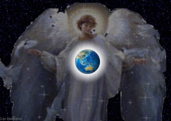 Et si les anges étaient des E.T.