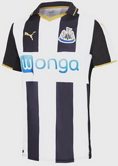 Nouveau Maillot Newcastle United 2016 2017
