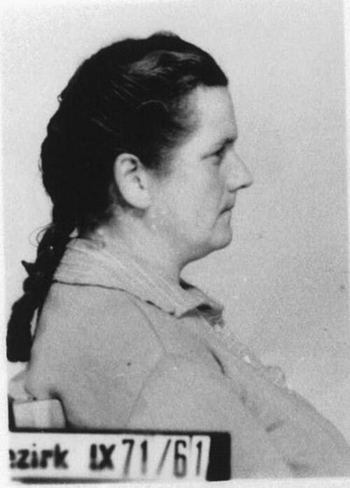 Erna Petri, la hyenne nazie