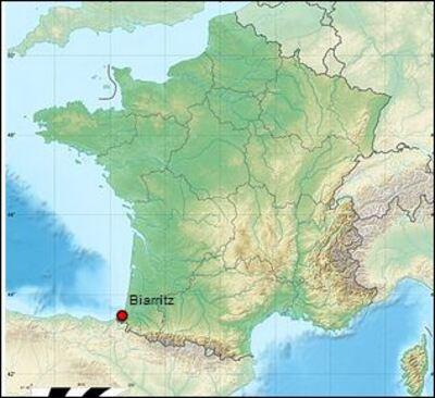 Biarritz ,la station voulue par Eugénie ! 1