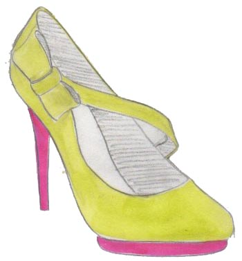 stilettos, heels, talons