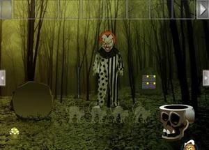 Jouer à Halloween scary clown escape