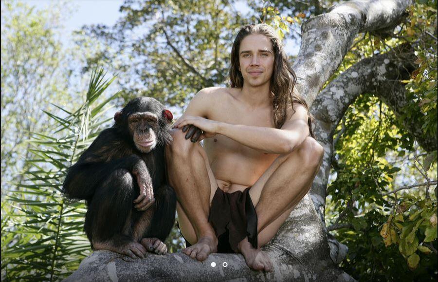 KODY ANTLE : Tarzan