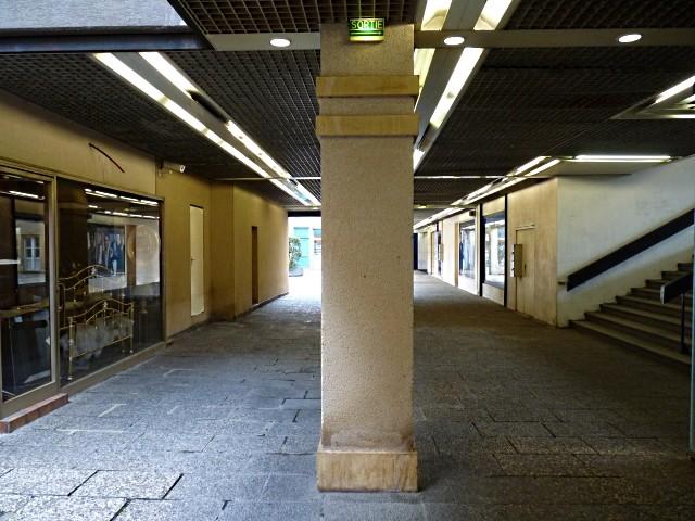 Les passages (2) de Metz 2 Marc de Metz 2011
