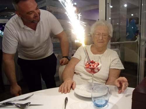 La soirée de mes 85 ans