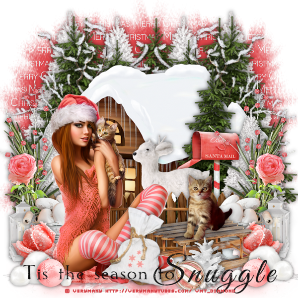"Tutoriel ""Snuggle Season"" de Chrisje"