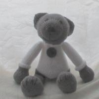 Arthur au crochet (moyen modèle)