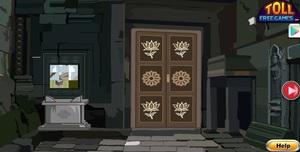 Jouer à Temple ruin escape