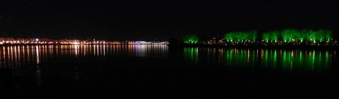 lumières du soir
