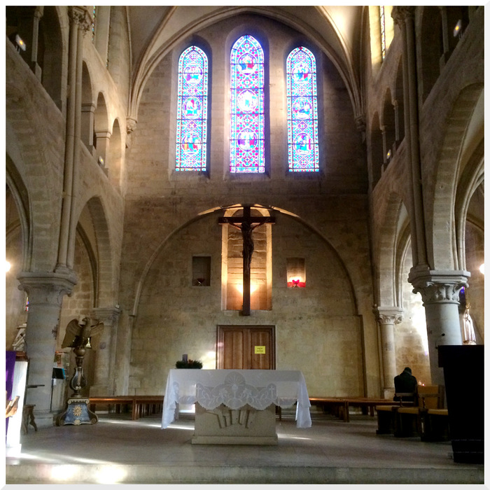 Eglise de Créteil (94)