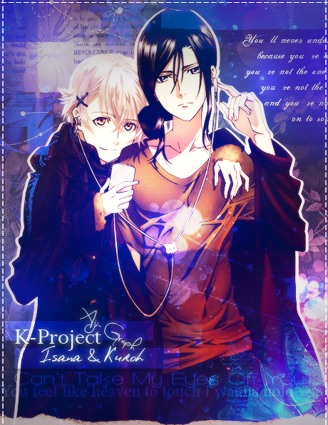 k project isana yashiro