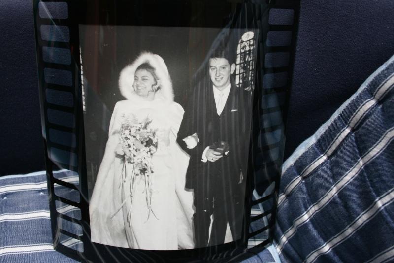 Voila demain c'est l'anniversaire de notre Mariage 41ans