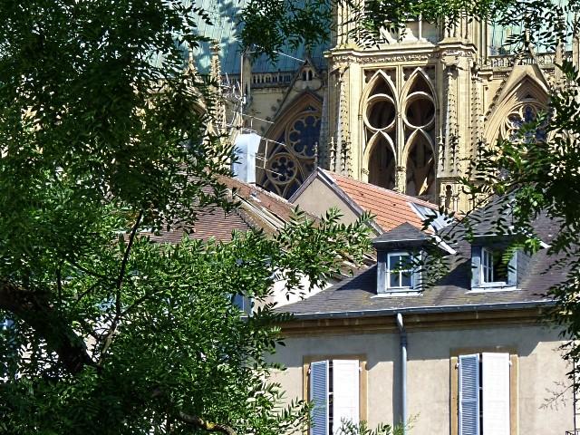 Le Quartier des Roches sur la Moselle 6 Marc de Metz 2011