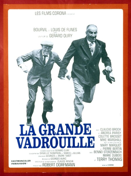 BOX OFFICE BOURVIL 1966 PART II