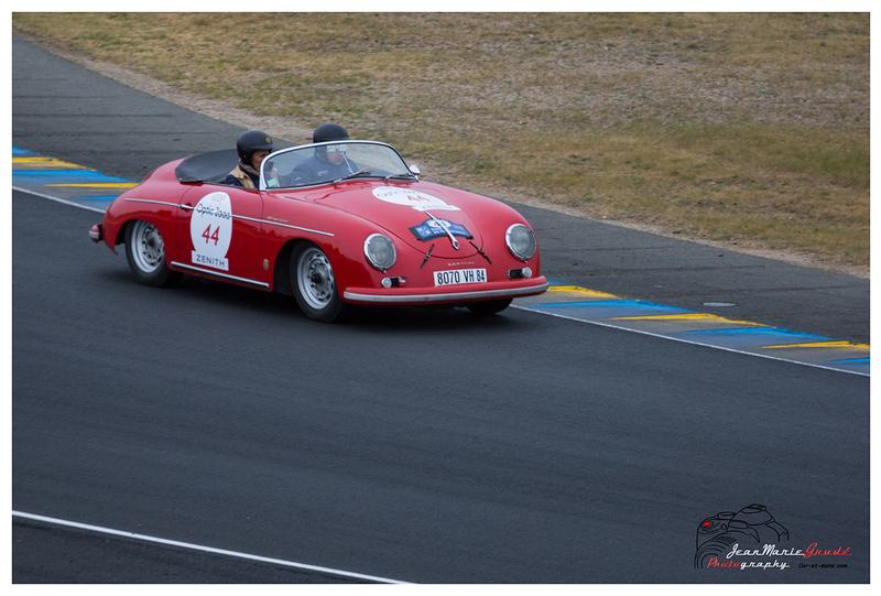 Tour auto 2017 circuit Bugatti