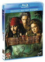 [Blu-ray] Pirates des Caraïbes : Le secret du coffre maudit