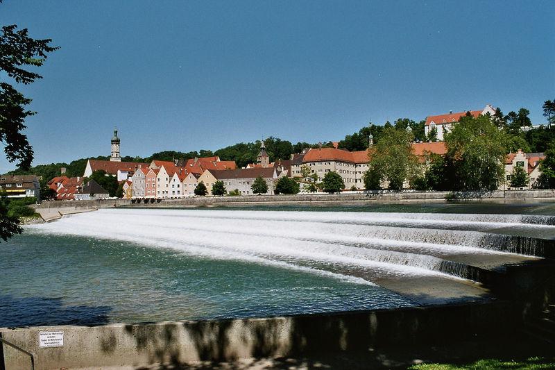Blog de lisezmoi : Hello! Bienvenue sur mon blog!, L'Allemagne : La Bavière - Landsberg am Lech -