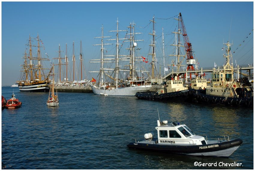 Tall Ships' Races 2006 - # 1