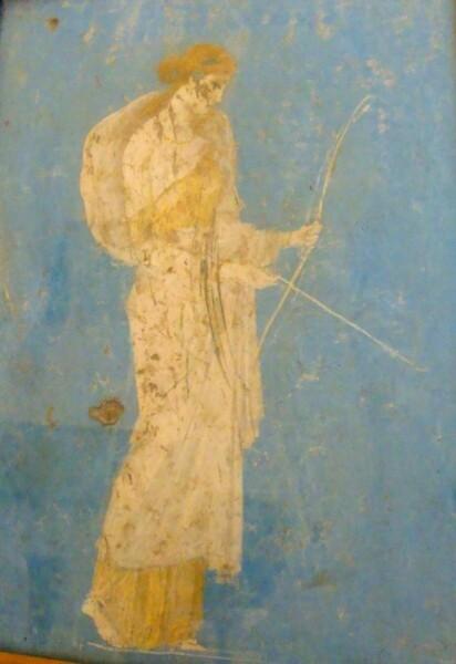 Pénélope préparant l'arc d'Ulysse