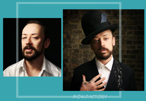 BOY GEORGE - 2013 - By Dean Stockings