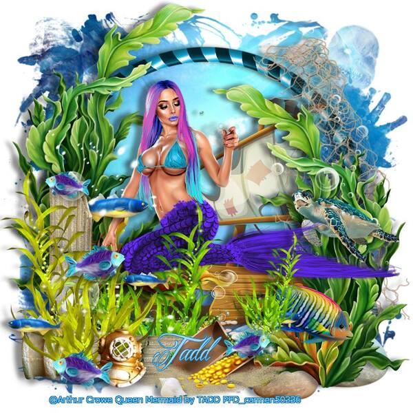 Queen Mermaid