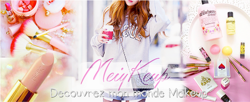 "Header ""MeiyKeup"""