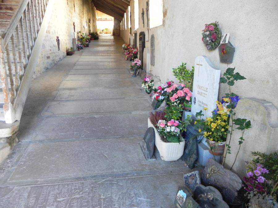 le village de la bastide-Clairence dept 64
