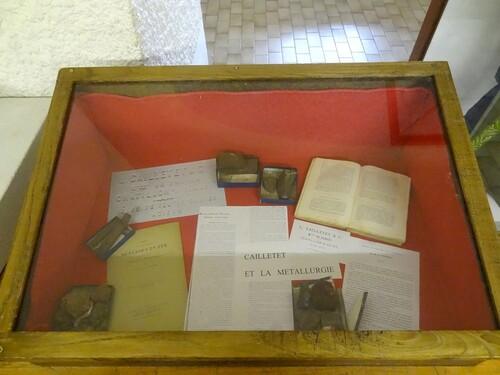 Le centenaire de la mort de Louis Cailletet a donné lieu à une superbe exposition salle des Bénédictines