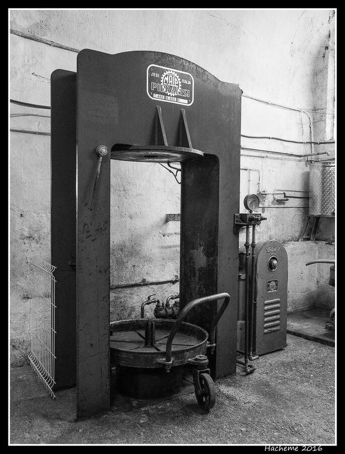 Presse électrique