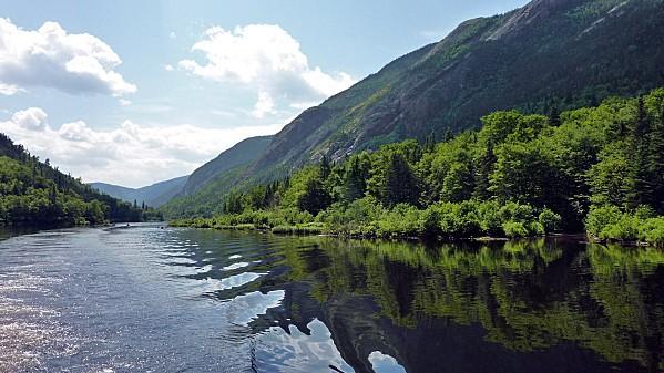Rivière Malbaie croisière b