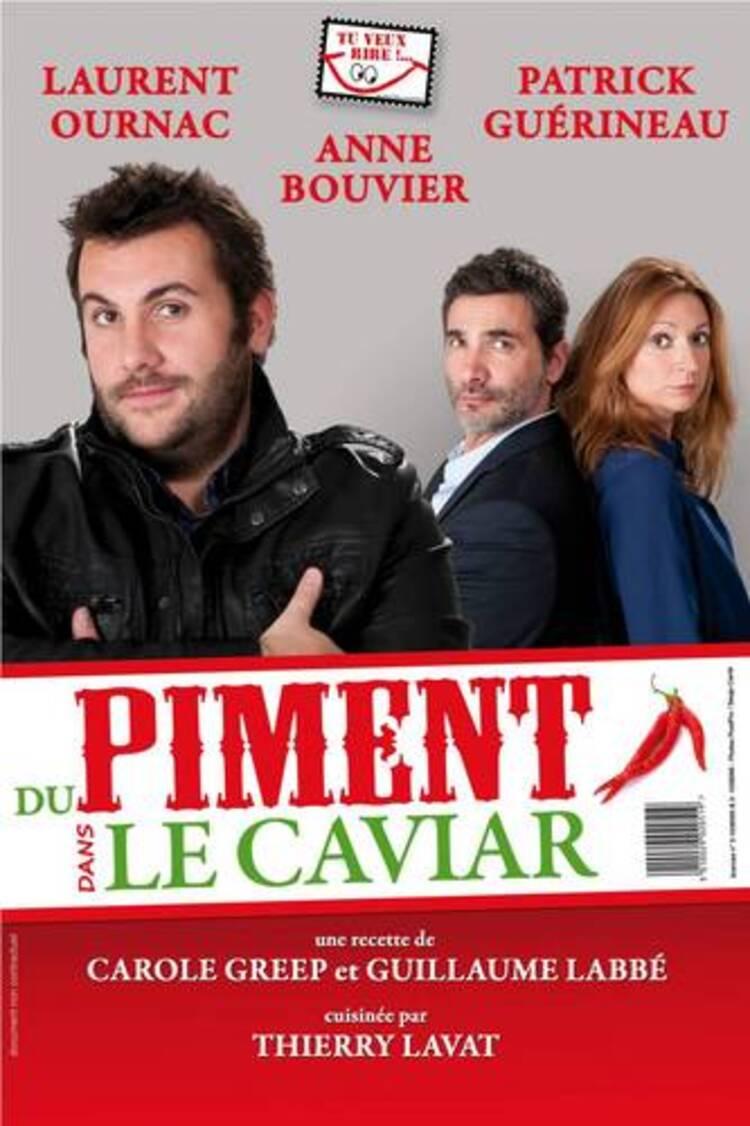 Laurent OURNAC, Anne BOUVIER, Patrick GUERINEAU