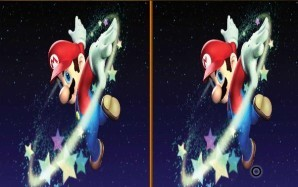 Mario spot the difference