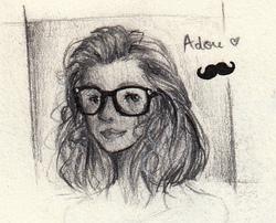 Portrait d'Adou