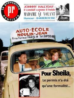 Session 18 Septembre 1964, permis de conduire / NOUVEAUTÉS A GOGO !