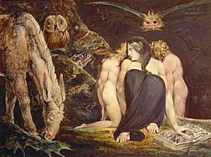 hecate-William-blake