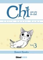 • Chi, une vie de chat (T. 3) de Konami Kanata