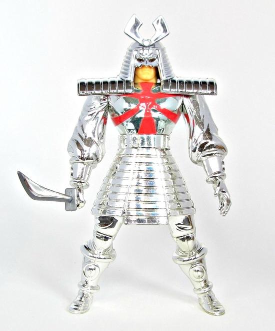 Silver Samourai