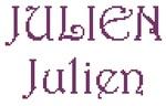 Dicton de la St Julien  + grille prénom !