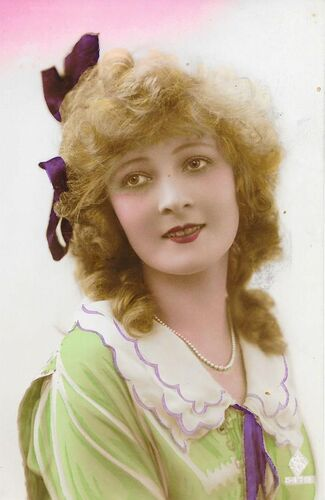 Femmes 1920