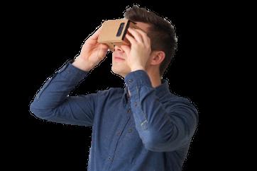 Une expérience unique de réalité virtuelle