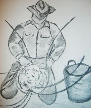 Mes premiers dessins à 16 ans