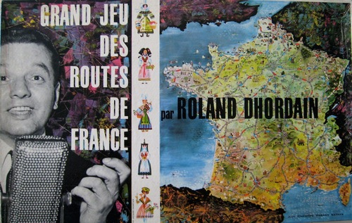 Grand jeu des routes de france
