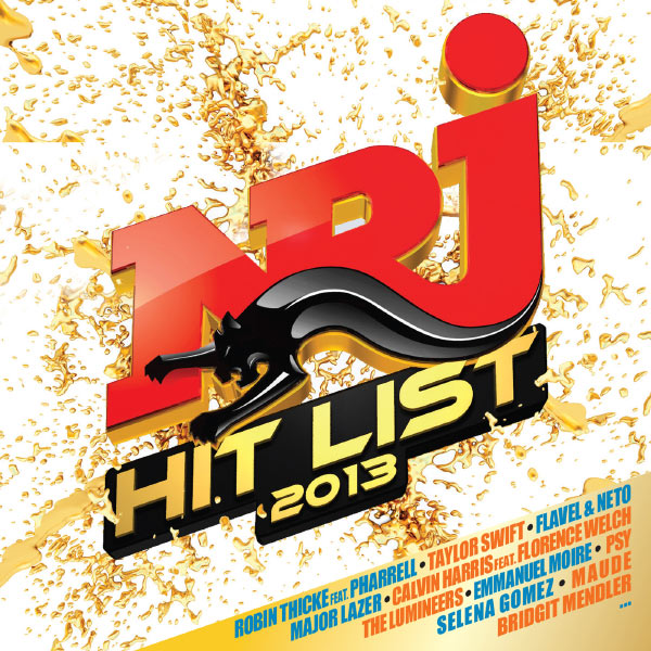 VA - NRJ Hit List 2013 2CD (2013) [320 Kbps]