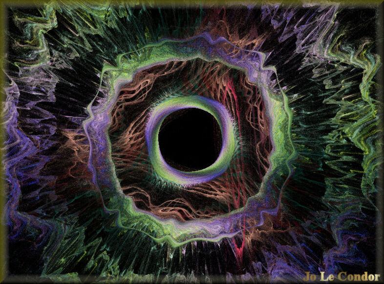 Pleins feux.......En fractales