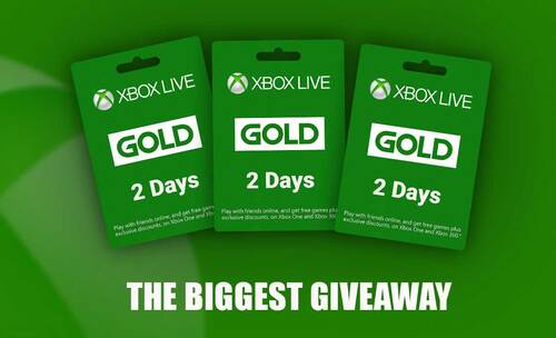 Free Xbox LiveCodes For PC or Mobile